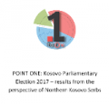 Kosovo parliamentary elections 2017 - results from the perspective of Northern Kosovo Serbs
