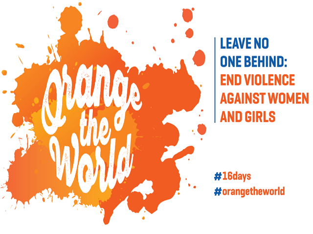 There is no excuse for violence against women! #StopViolenceAgainstWomen